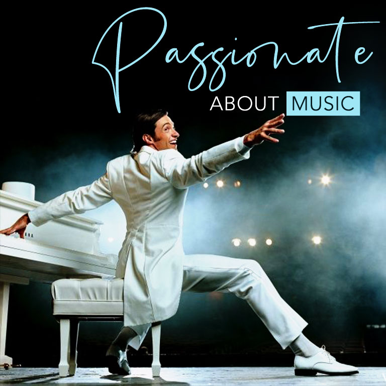 Passoniate about Music
